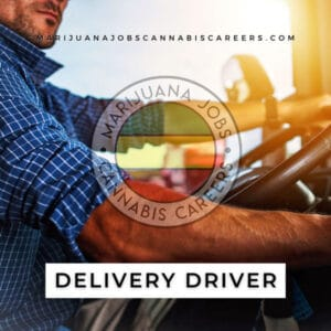 Delivery Driver Job Board Search on Marijuana Jobs Cannabis Careers