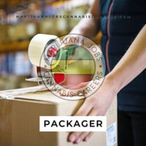 Packager Job Board Search on Marijuana Jobs Cannabis Careers
